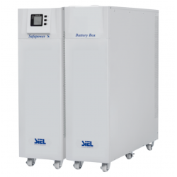 SIEL UPS - OnLine Double Conversion - SAFEPOWER S (20kVΑ - 18kW) (3:3)