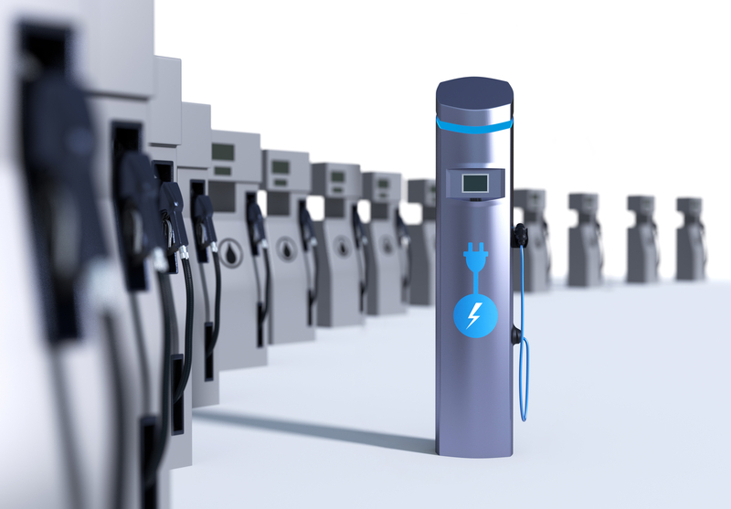 Electric-Vehicle-Chargers